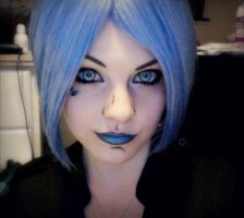 Maya the Siren! (Make up, wig and contacts!) by nanami0406
