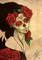 La Calavera by Lestacy