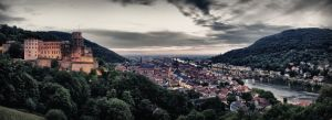 Heidelberg HDR Panorama by Stainless7221