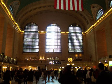 19 Inside Grand Central II by zero97