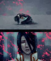 Dont Say Farewell by NanFe