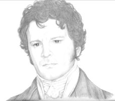Mr. Darcy by d-fly
