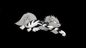 ICE ARCANINE by Angry-Popcorn