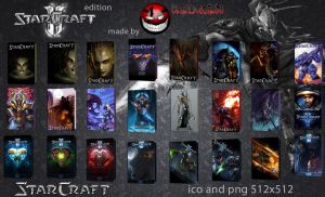 Game pack Star Craft edition by redmen08