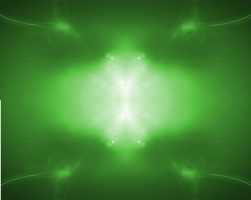HD windows 7 wallpaper green by tonev