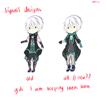Signal's alt design by whimsical-idiot