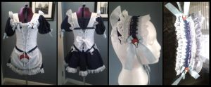 Commission: Sasuke Maid by Antiquity-Dreams