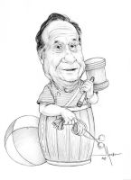 Chespirito by Mecho