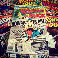 Howard the Duck!! by ahley