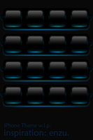 New iPhone Theme WIP by NoobGamer75