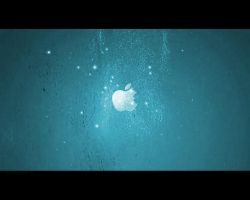 iPod + iTunes Ad Turquoise by Oliuss