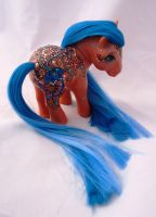 My little pony custom  henna Jayanthi by AmbarJulieta