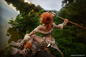 Nidalee - The Hunt Begins by vaxzone