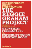 The Reggie Graham Project by kenji2030