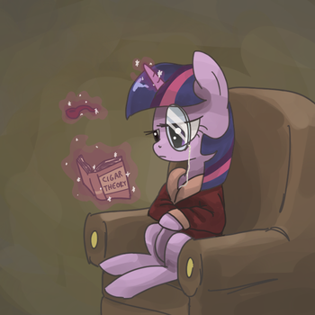 Cigar Theory by spicyhamsandwich