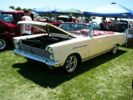 1965 Mercury Comet Caliente by RoadTripDog