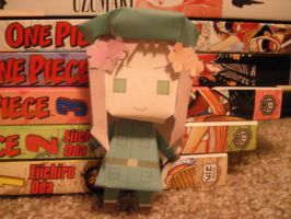 Hungary Papercraft by DuckHunter111