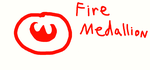 Fire Medallion by Every-Era-of-LoZ