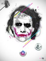 The Joker by IAmABlindman