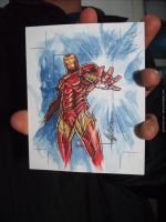 Iron Man - mu 2011 by AEVU