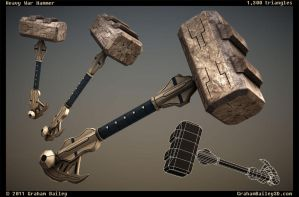 Hammer by l2ayner