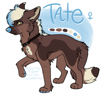 Tate by xWolfPrincex