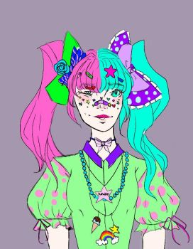 Decora Girl by cookies-and123