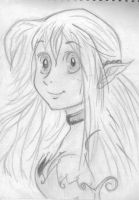 Elfe by tite-pao