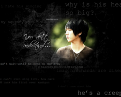 Yesung - You don't understand.... by garche4291