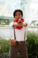 Fear is the antidote to fear by Double-A-Cosplay