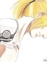 Edward Elric by IisLARRY