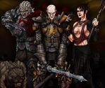Dragon Age: Origins by slightlytwisted