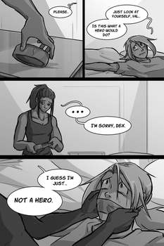 Not a Hero: Chapter 9 Page 42 by distressed-mess