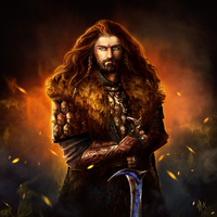 Thorin Oakenshield by Tira-Owl