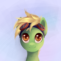Lil'bro ( With speedpaint now ) by Melon-Drop
