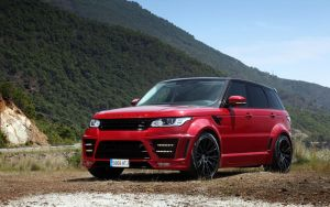 2014 Lumma Design Range Rover CLR RS by ThexRealxBanks