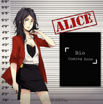D-Code: Alice by Ju-Liah