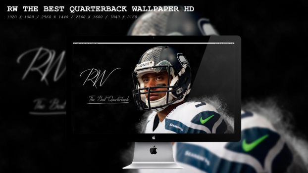 RW The Best Quarterback Wallpaper HD by BeAware8