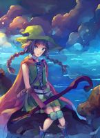 Faraway Land by Alie-Reol