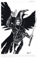 The Crow by dadicus