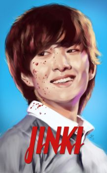 Onew 'dexter version' by toastified