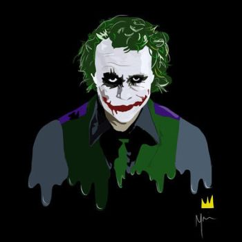 Why so serious? by maineboogie
