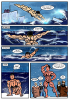 Comic page commission 02 by Ritualist