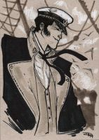 Happy Birthday Corto Maltese by DenisM79