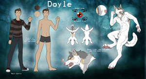 Doyle reference by vovyena