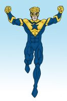 DC Reboot Booster Gold by CycKath