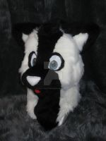 cat head and tail SOLD by FurryFursuitMaker