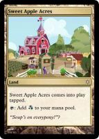 Sweet Apple Acres by ManaSparks