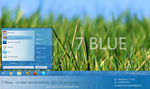 7 Blue _ an early preview by TomRichter