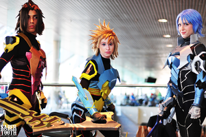 Otakon 2011 - Birth By Sleep by ColdMidnightAirxx